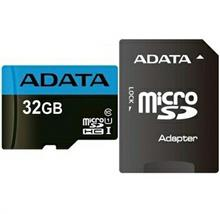 ADATA Premier microSDHC 32GB UHS-I 85MBps with Adapter